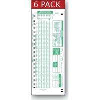SCANTRON 882-E, 6 PACK